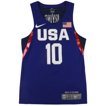 2016 Nike Authentic USA Olympics Kyrie Erving Jersey S