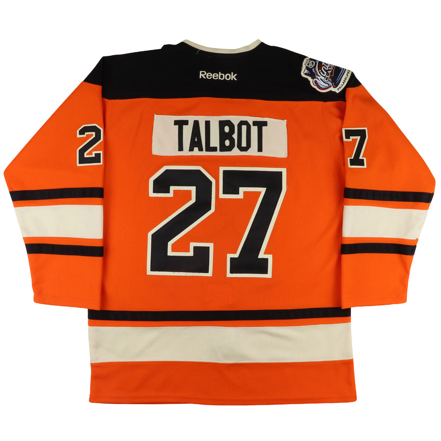 2012 Reebok Authentic Philadelphia Flyers Maxime Talbot Jersey 52