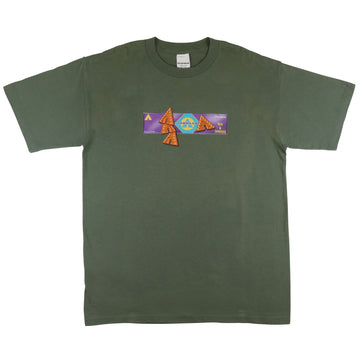 1990s Airwalk Footwear Animal Crackers Skateboard Double Sided T-Shirt XL