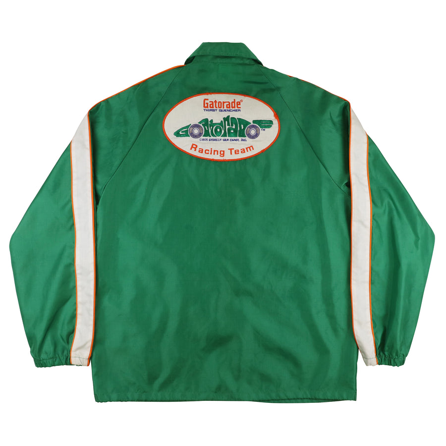 1975 Gatorade Thirst Quencher Racing Team Johnny Rutherford Jacket L