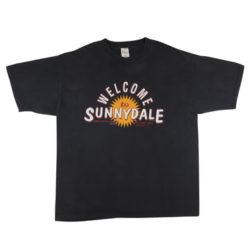 1999 Buffy The Vampire Slayer Welcome To Sunnydale T-Shirt 2XL