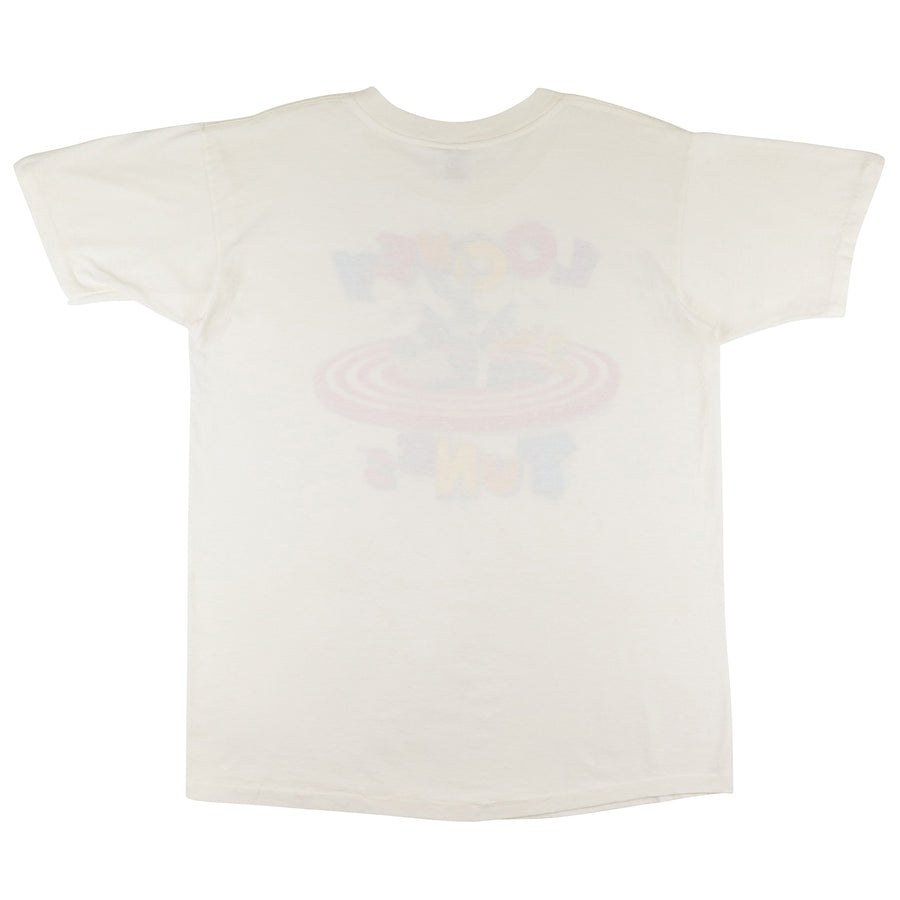 1995 Looney Tunes Original Logo Cartoon T-Shirt L