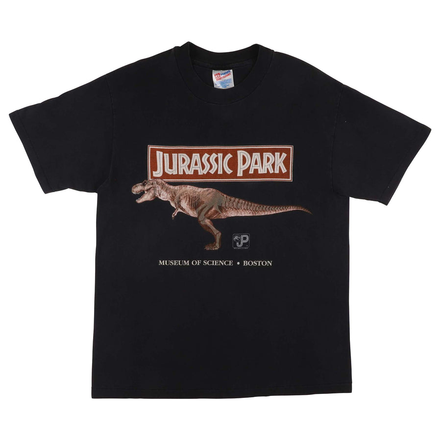 1993 Jurassic Park Museum Of Science T-Shirt M