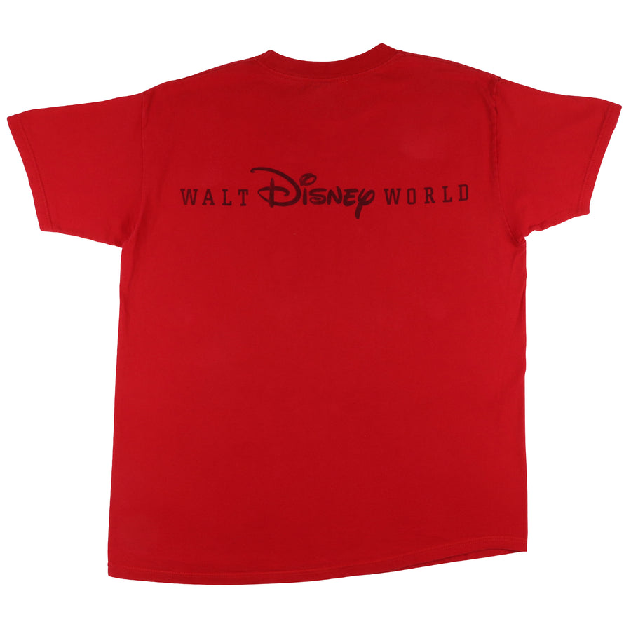 1997 Walt Disney World Mickey Mouse Gift Shop T-Shirt XL