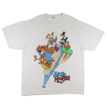 1990s Disney Splash Mountain Ride Double Sided T-Shirt 2XL