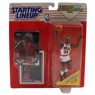 1993 Starting Lineup Chicago Bulls Horace Grant Figure