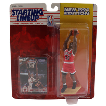 1994 Starting Lineup Chicago Bulls Scottie Pippen Figure