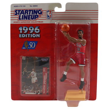 1996 Starting Lineup Chicago Bulls Scottie Pippen Figure