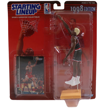 1998 Starting Lineup Chicago Bulls Dennis Rodman