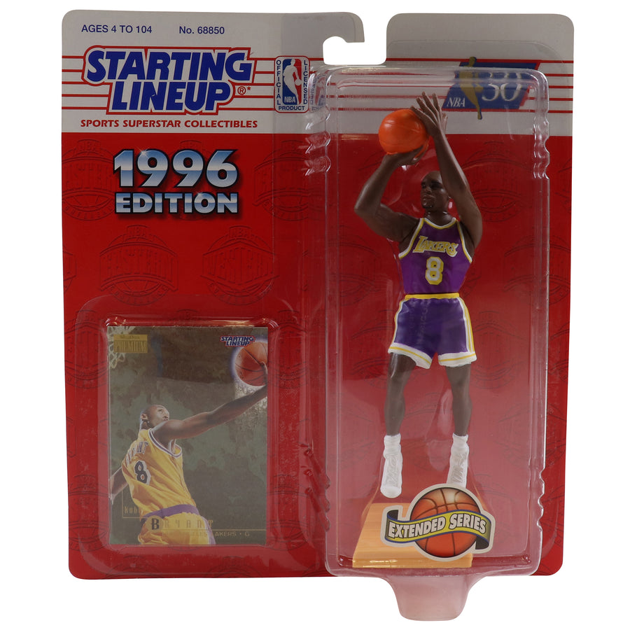 1996 Starting Lineup Los Angeles Lakers Kobe Bryant Figure