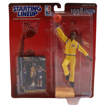 1998 Starting Lineup Los Angeles Lakers Shaquille