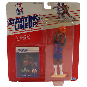 1988 Starting Lineup Detroit Pistons Isiah Thomas Figure