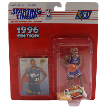 1996 Starting Lineup Detroit Pistons Grant Hill