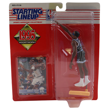 1995 Starting Lineup Orlando Magic Horace Grant Figure