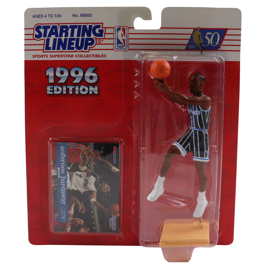 1996 Starting Lineup Orlando Magic Anfernee Penny Hardaway Figure