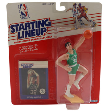 1988 Starting Lineup Boston Celtics Kevin McHale Figure