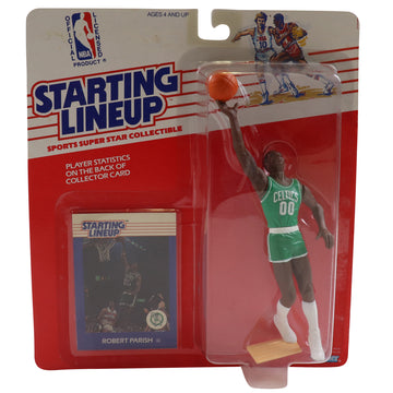 1988 Starting Lineup Boston Celtics Robert Parish Figure