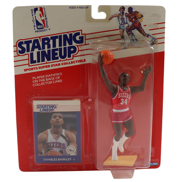 1988 Starting Lineup Philadelphia 76ers
