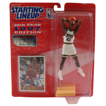 1997 Starting Lineup Philadelphia 76ers