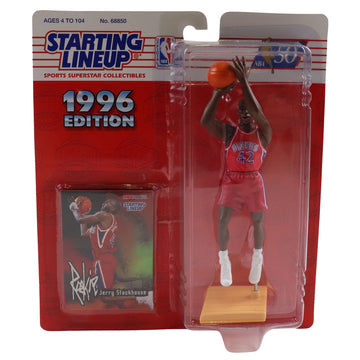 1996 Starting Lineup Philadelphia 76ers