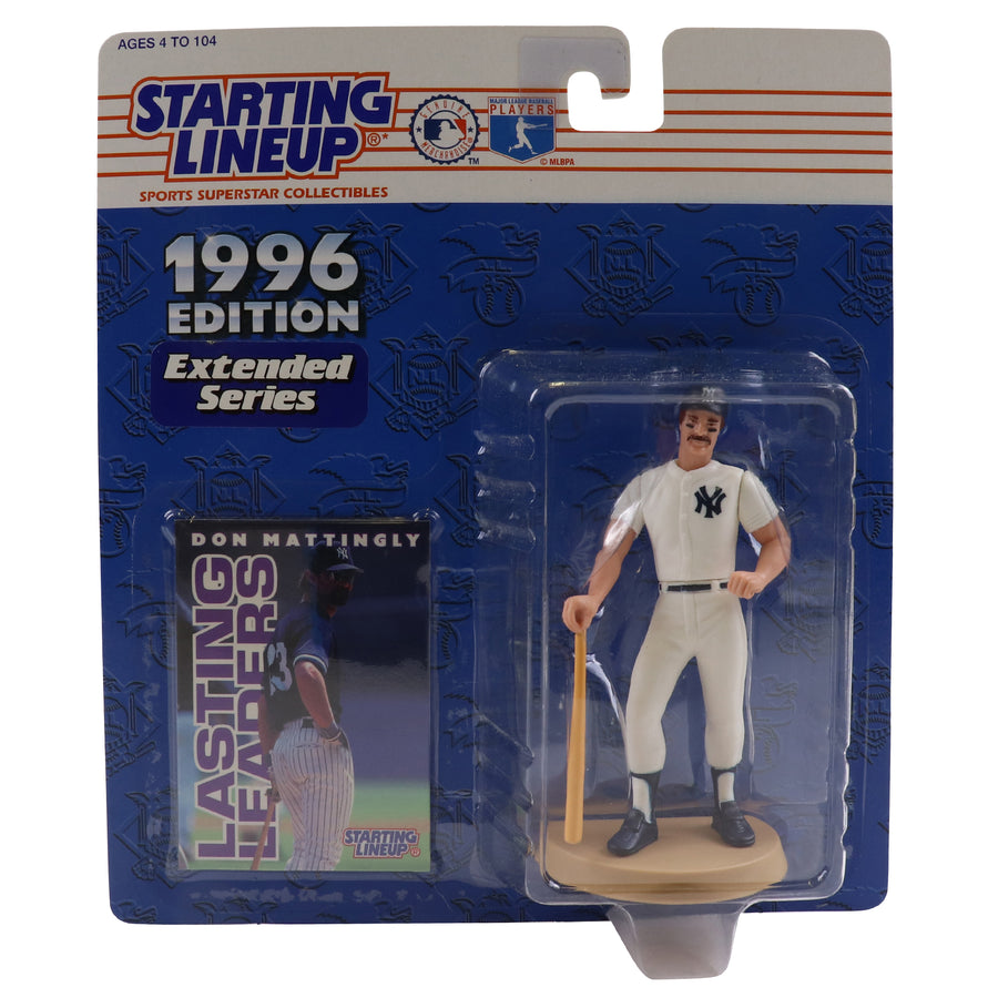 1996 Starting Lineup New York Yankees Don Mattingly Figure
