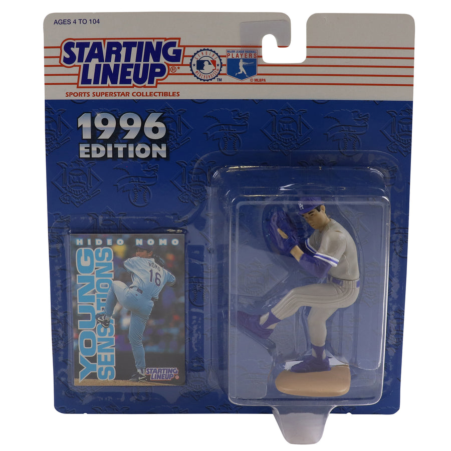 1996 Starting Lineup Los Angeles Dodgers Hideo Nomo Figure
