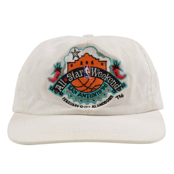 1996 AJD San Antonio NBA All Star Weekend Alamodome Strapback Hat