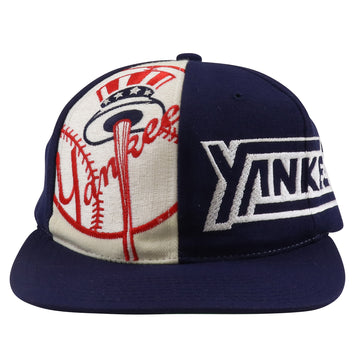 1990s American Needle New York Yankees Snapback Hat