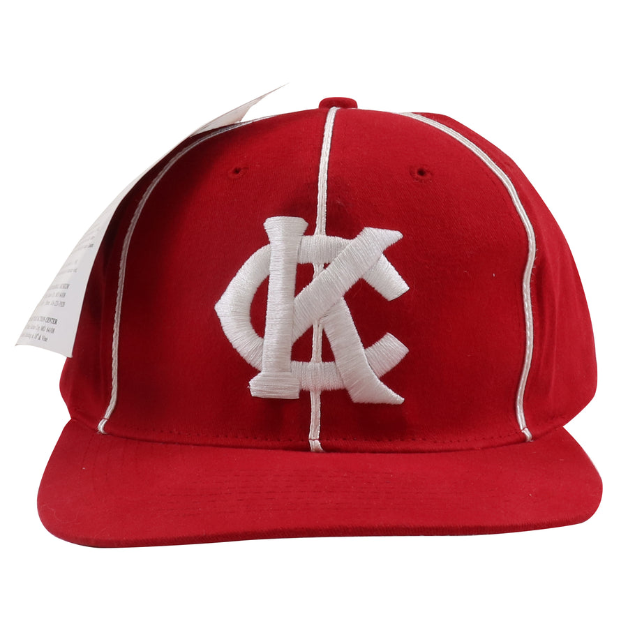 1990s Kansas City Monarchs 1948 Style Negro League Snapback Hat