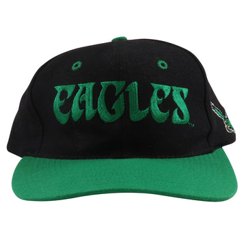 1990s The Game Philadelphia Eagles Snapback Hat