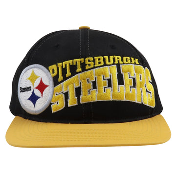 1990s Twins Pittsburgh Steelers Snapback Hat