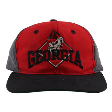 1990s The Game Georgia Bulldogs Snapback Hat