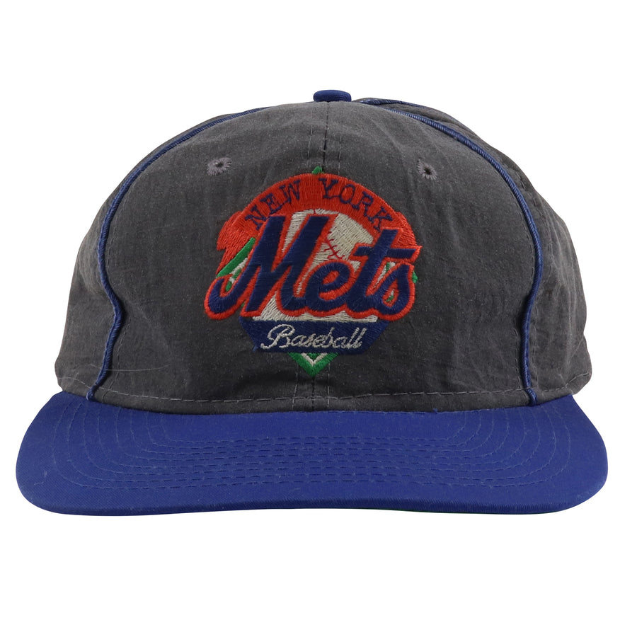 1990s The Game New York Mets Snapback Hat