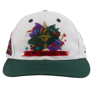 1996 The Game Atlanta Olympic Summer Games Snapback Hat