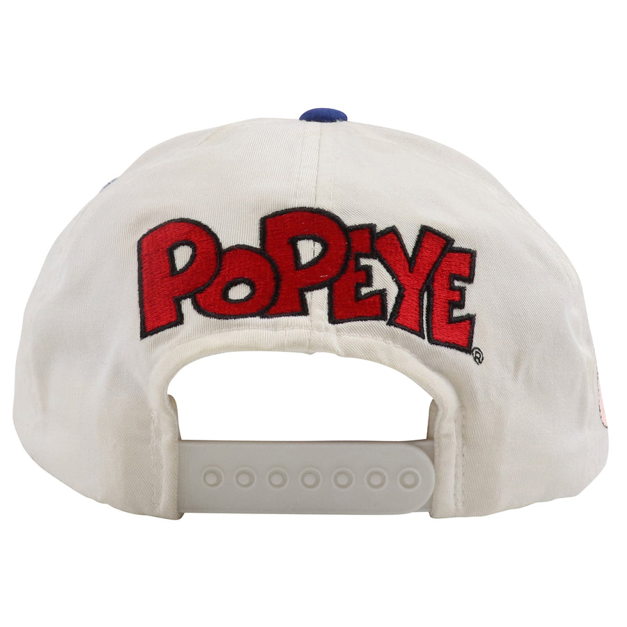 1993 American Needle Popeye Embroidered Snapback Hat