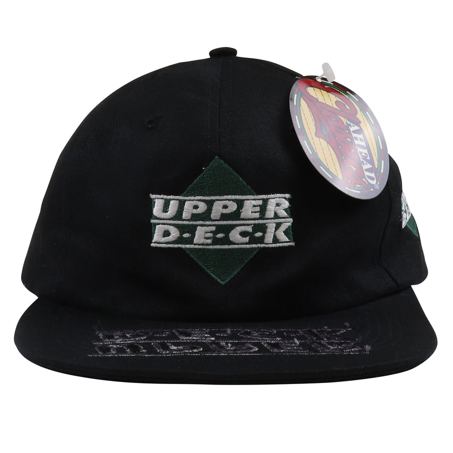 1990s Upper Deck Trading Cards Strapback Hat