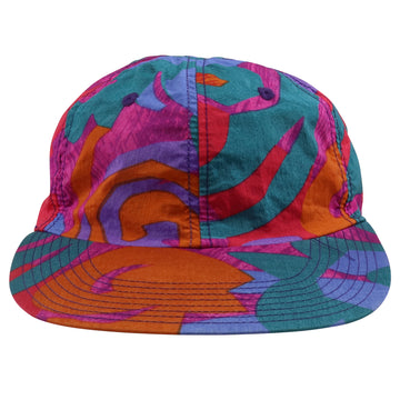 1990s Nike Graphic All Over Print Nylon Hat