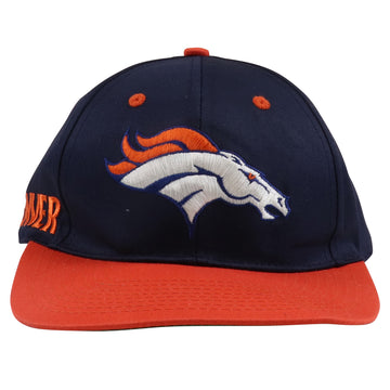 1990s Twins Denver Broncos Snapback Hat