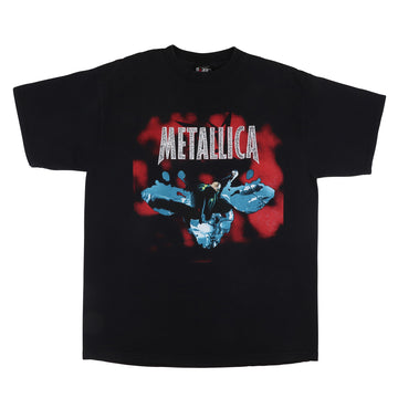 1997 Metallica Reload Album T-Shirt XL