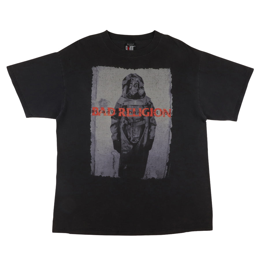 1994 Bad Religion Stranger Than Fiction North American Tour T-Shirt XL