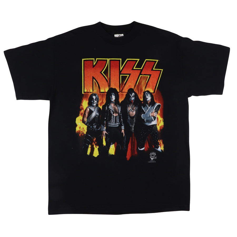 1996 Kiss Alive Worldwide Album T-Shirt XL