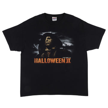 2009 Rob Zombie Halloween II Reboot Horror Movie T-Shirt XL