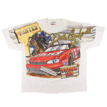 1999 Dale Earnhardt Jr. Young Gun The Outlaw T-Shirt XL