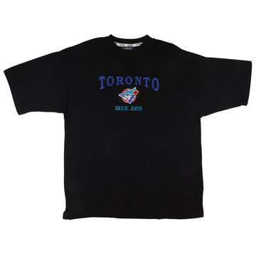 1990s Toronto Blue Jays Embroidered Logo T-Shirt XL