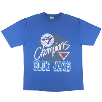 1991 Toronto Blue Jays American East League Champions T-Shirt M