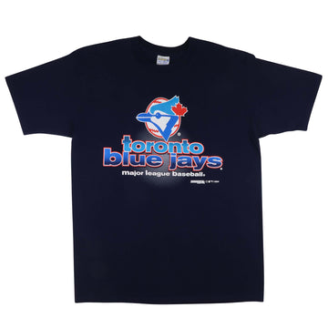 1994 Toronto Blue Jays Oversized Logo T-Shirt XL