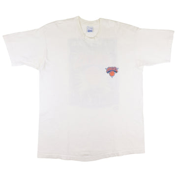 1990s New York Knicks Doubled Sided T-Shirt XL