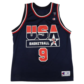 1994 Champion USA Olympic Dream Team Dan Majerle Jersey 48