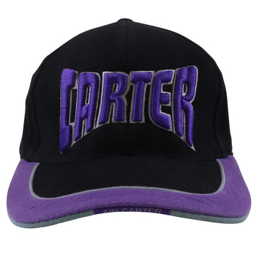 2000s Toronto Raptors Vince Air Carter Dino Flex Fit Hat