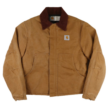 1990s Carhartt Duck Canvas Arctic Traditional Jacket 40